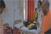 CM ने किया PM के 'ड्रीम प्रोजेक्ट' का निरीक्षण, जाना मरीजों का हालचाल