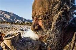 ये है दुनिया का सबसे गंदा इंसान, पिछले 60 साल से नहीं नहाया