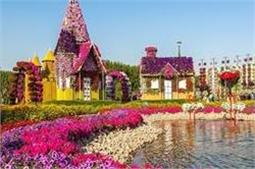 फूलों से सजे गार्डन को देखकर रह जाएंगे दंग, घर आने का नहीं होगा मन