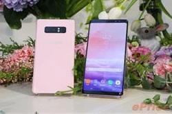 Pink Colour  वेरिएंट में लांच हुआ Galaxy Note 8, जानें स्पेसिफिकेशन