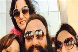 ऐसा है बाबा राम रहीम का परिवार, छोटी बेटी कर चुकी है फिल्मों में काम