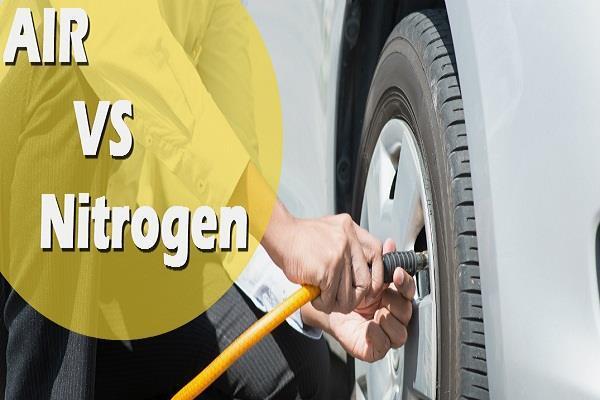 जानिए टायर्स के लिए क्या है बेस्ट, नॉर्मल हवा या नाइट्रोजन गैस