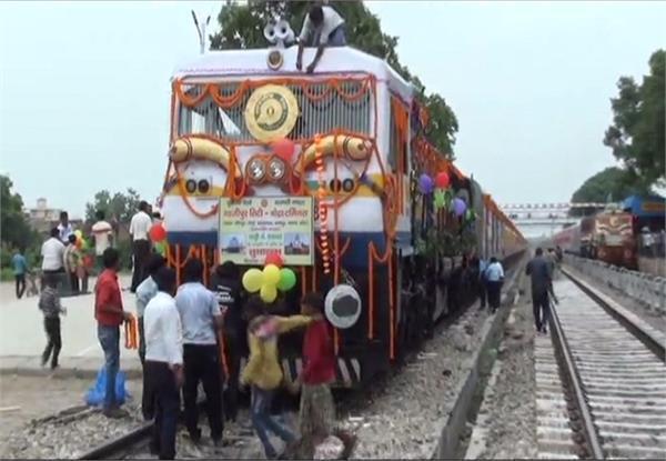 गाजीपुर से चल रही सुहेलदेव एक्सप्रेस अब सप्ताह में चार दिन चलेगी
