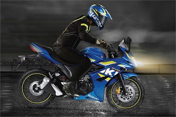 भारत में लांच हुई सुजुकी Gixxer SF बाइक, यामाहा R15 से होगा मुकबला