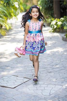 9 साल की  Kavishi  ने डांस से बनाई पहचान, कई फेमस सेलेब्स के साथ कर चुकी हैं काम