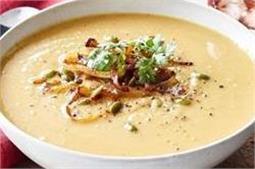 हैल्दी डाइट के लिए पीएं lentil caramelised onion soup