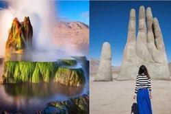 क्या अापने देखी दुनिया की ये 10 अजीबाेगरीब जगहें?