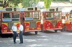 रक्षाबंधन पर मुंबई में बेस्ट बसों की हड़ताल से 30 लाख यात्रियों में हाहाकार