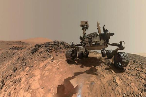 NASA ने हासिल की बड़ी उपलब्धि, Curiosity Rover ने मंगल पर पूरे किए 5 साल