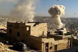 रूस ने सीरिया के इदलिब में हवाई हमले किए तेज
