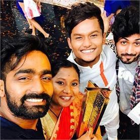 शो ''डांस प्लस 3'' के विजेता बने असम के बिर राधा शेरपा