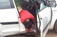 मुजफ्फरनगर: मुठभेड़ में 12 हजार का इनामी बदमाश ढेर, 2 पुलिसकर्मी घायल
