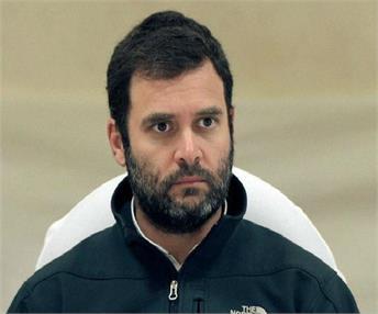 'राहुल को ही अध्यक्ष पद के काबिल नहीं समझती कांग्रेस'