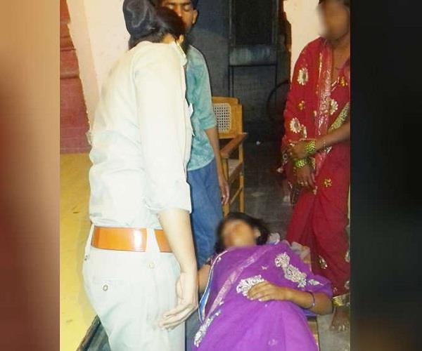 धरती का भगवान बना हैवान: नशे का इंजेक्शन लगाकर महिला से किया रेप