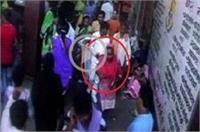 जिला अस्पताल से 4 माह की बच्ची को किया चोरी, घटना हुई CCTV में कैद
