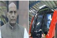 लखनऊ मेट्रो सेवा की शुरूआत 5 सितंबर को, राजनाथ-योगी दिखाएंगे हरी झंडी