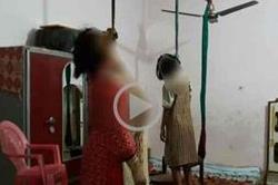 गोरखपुर में दिल दहला देने वाली घटना, मां ने 3 बच्चों संग लगाई फांसी