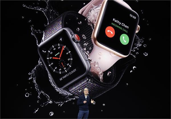 एप्पल ने लॉन्च की नई नैक्स्ट जनरेशन वॉच,जानिए कीमत?