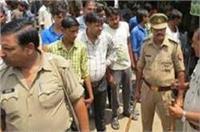 दबंगों का कहरः दुकान पर बैठे युवक को असलहे के बट से पीटा