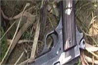 पुलिस और बदमाशों में हुई मुठभेड़ एक बदमाश घायल, सिपाही को भी लगी गोली