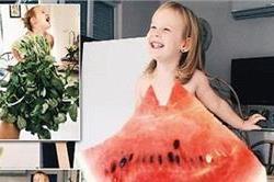 इन मां-बेटी की तस्वीराें की पूरी दुनिया में हाे रही चर्चा!