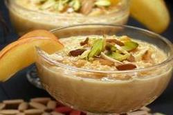 व्रत में बनाकर खाएं मीठी-मीठी साबूदाना रबड़ी