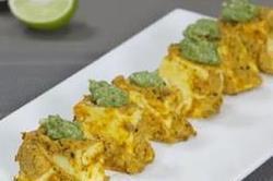 डिनर में खाएं Tandoori Achari Paneer