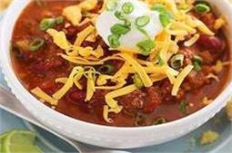 Dinner Special: गर्मा-गर्म Turkey Chili