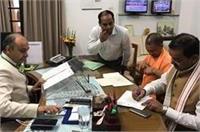योगी आदित्यनाथ और केशव प्रसाद मौर्य ने लोकसभा सदस्यता से दिया इस्तीफा