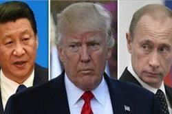 'अमरीका को उत्तर कोरियाई सरकार का तख्ता पलटने नहीं देंगे चीन और रूस'