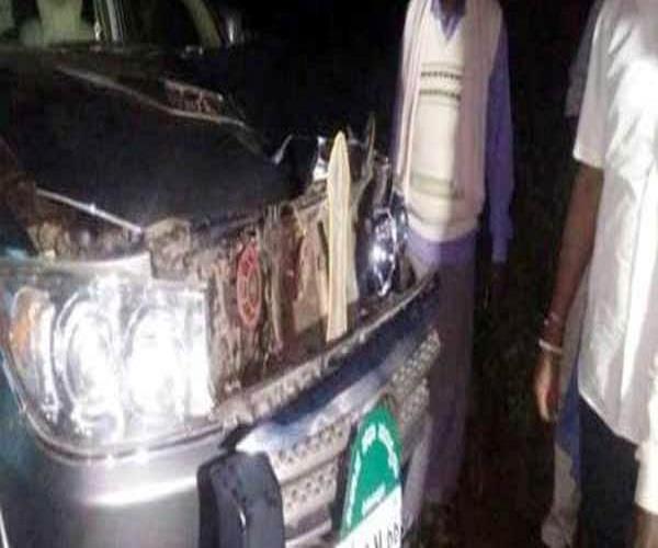 फतेहपुर में 5 श्रद्धालुओं को बोलेरो ने कुचला, 4 की हुई दर्दनाक मौत