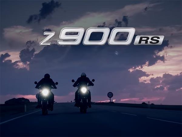 Kawasaki Z900RS का जारी हुआ टीजर, जानें डिटेल