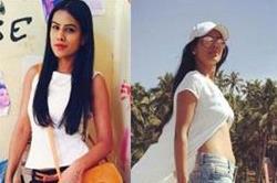 अपनी बोल्ड लुक के लिए फेमस है निया शर्मा, लाेग कहते हैं ''फैशन क्वीन''