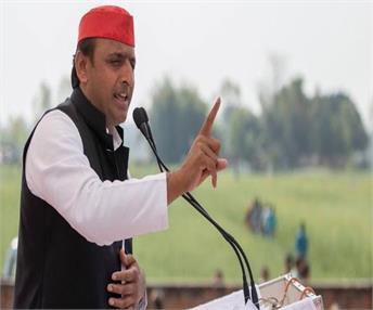 BJP सरकार के मंत्री और अधिकारी किसानों को बदनाम करने पर तुले: अखिलेश