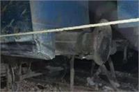 आगरा के पास पटरी से उतरी गोंडवाना एक्सप्रेस, टला बड़ा ट्रेन हादसा