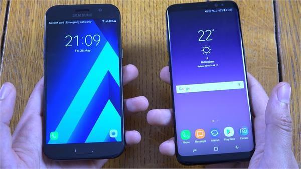 सैमसंग Galaxy A5 (2017) स्मार्टफोन को मिली नई अपडेट