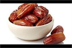 सर्दियों में खाएं 3 खजूर मिलेंगे ये फायदे