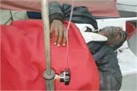 पुलिस मुठभेड़ में घायल हुआ 15 हजार का इनामी बदमाश, सिपाही को भी लगी गोली