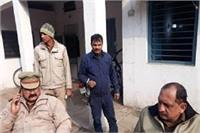 STF ने मुरादाबाद से किया 20 हजार के इनामी बदमाश को गिरफ्तार