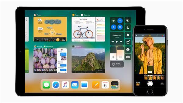 65 प्रतिशत डिवाइसिस पर उपलब्ध हुअा एप्पल iOS 11
