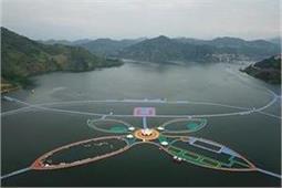 यह है दुनिया का पहला और सबसे लंबा Floating Road, देखकर हो जाएंगे हैरान