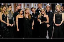 Golden Globes Red Carpet 2018: इस खास वजह से सेलेब्स ने पहना ब्लैक कलर