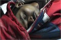 पुलिस मुठभेड़ में 25 हजार का इनामी बदमाश ढेर, 1 पुलिसकर्मी घायल