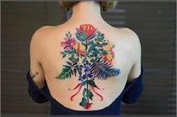 नेचर लवर के लिए बेस्ट हैं ये Floral Tattoo डिजाइन