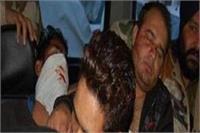 पुलिस और बदमाशों के बीच मुठभेड़, अपहृत लोहा कारोबारी को छुड़ाया