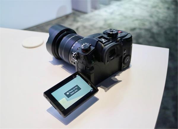 पैनासोनिक ने CES 2018 में पेश किया नया GHzs कैमरा
