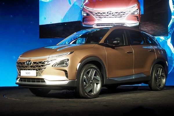 CES 2018 : हुंडई ने अपनी नई SUV से उठाया पर्दा