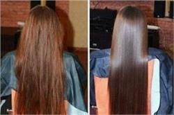 घर बैठे करें बालों को स्ट्रेट, आसान और सबसे सस्ता नुस्खा