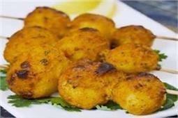 गर्मा-गर्म मसालेदार Tandoori Aloo Tikka