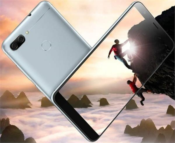 CES 2018: 3GB रैम के साथ Asus ने लांच किया नया स्मार्टफोन